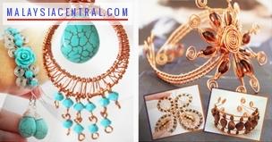 Wire Jewelry Lesson