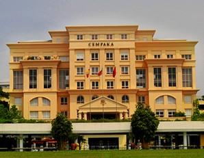 Cempaka International School in Cheras, Selangor, Malaysia
