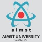 AIMST University (Semeling Campus) in Bedong, Kedah, Malaysia