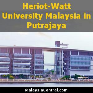 Heriot-Watt University Malaysia in Putrajaya