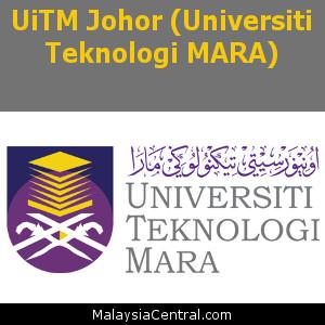 UiTM Johor (Universiti Teknologi MARA)