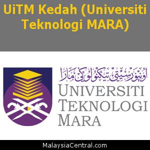 UiTM Kedah (Universiti Teknologi MARA)