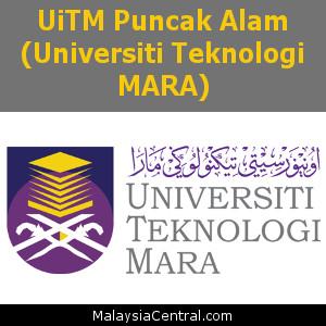 UiTM Puncak Alam (Universiti Teknologi MARA)