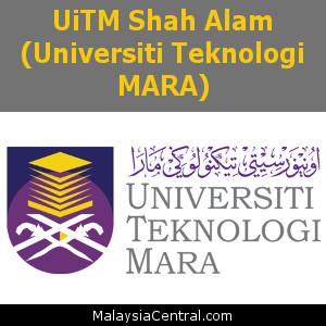 UiTM Shah Alam (Universiti Teknologi MARA)