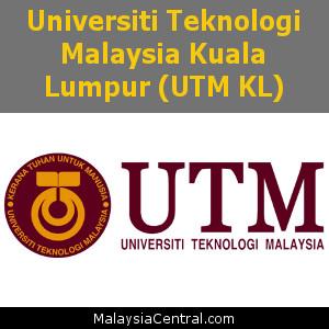 Universiti Teknologi Malaysia Kuala Lumpur (UTM KL)