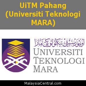 UiTM Pahang (Universiti Teknologi MARA)