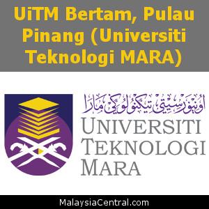 UiTM Bertam, Pulau Pinang (Universiti Teknologi MARA)