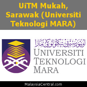 UiTM Mukah, Sarawak (Universiti Teknologi MARA)