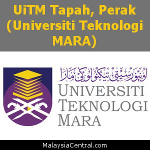UiTM Tapah, Perak (Universiti Teknologi MARA)