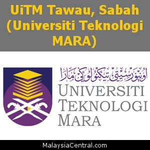 UiTM Tawau, Sabah (Universiti Teknologi MARA)