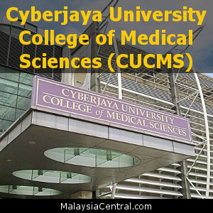 Cyberjaya University College of Medical Sciences (CUCMS)