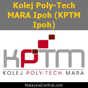 Kolej Poly-Tech MARA Ipoh (KPTM Ipoh)