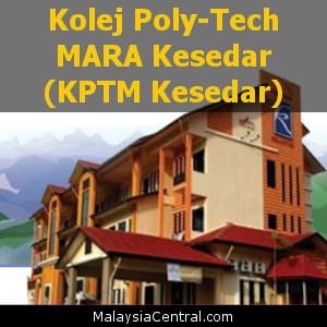 Kolej Poly-Tech MARA Kesedar (KPTM Kesedar)