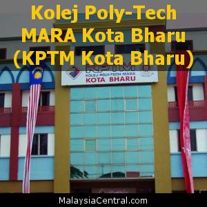 Kolej Poly-Tech MARA Kota Bharu (KPTM Kota Bharu)