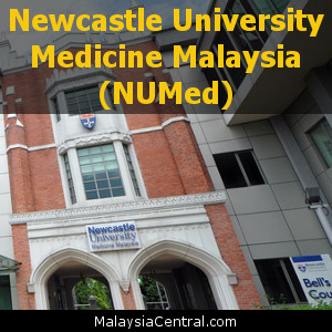 Newcastle University Medicine Malaysia (NUMed)