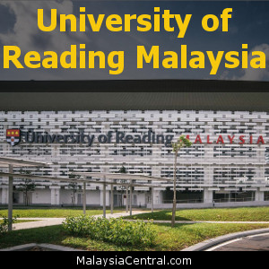 University of Reading Malaysia (UoRM)