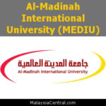 Al-Madinah International University (MEDIU)