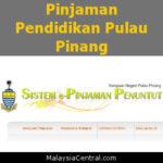 Pinjaman Pendidikan Pulau Pinang