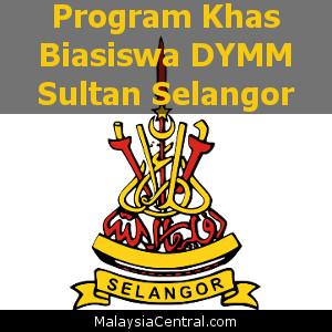 Program Khas Biasiswa DYMM Sultan Selangor