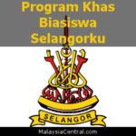 Program Khas Biasiswa Selangorku