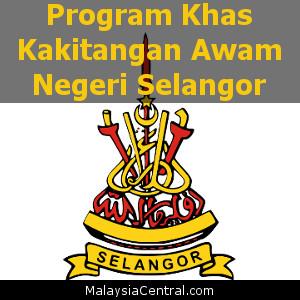 Program Khas Kakitangan Awam Negeri Selangor
