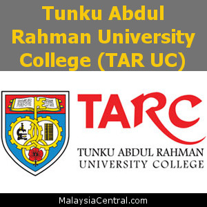 Tunku Abdul Rahman University College Courses Intake Scholarships