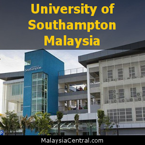 University of Southampton Malaysia Campus (USMC)