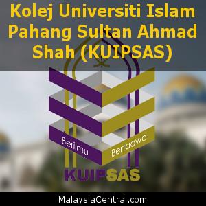 Kolej Universiti Islam Pahang Sultan Ahmad Shah (KUIPSAS)