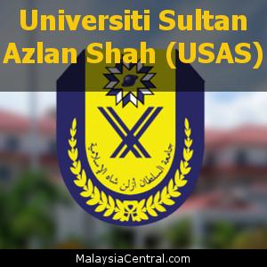 Universiti Sultan Azlan Shah (USAS) – Maklumat, Program, Hubungi Kami