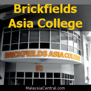 Brickfields Asia College (BAC) - KL and PJ Campus