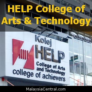 HELP CAT - HELP College of Arts and Technology