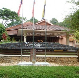 KamaLodge – Chalet at the foot of Maxwell Hill in Taiping