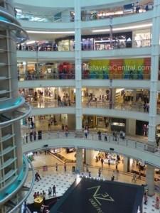 Suria KLCC – Shopping Complex in Kuala Lumpur