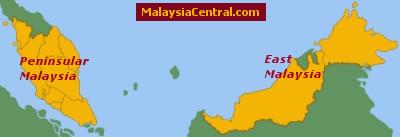 States in Malaysia