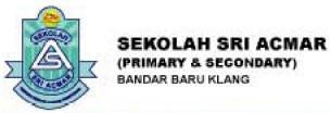 Sekolah Sri Acmar logo