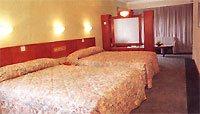Agora Hotel room quad deluxe