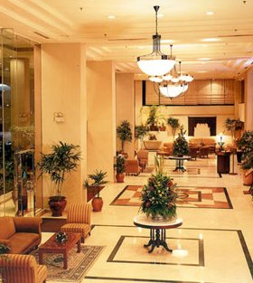 Ancasa Hotel And Spa lobby