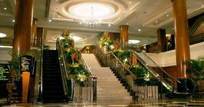 Best Western Premier Seri Pacific Hotel lobby