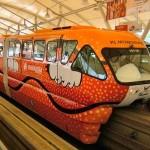 KL Monorail – Light Transit Train In Kuala Lumpur