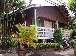 Sun Beach Resort Standard chalet in Tioman island