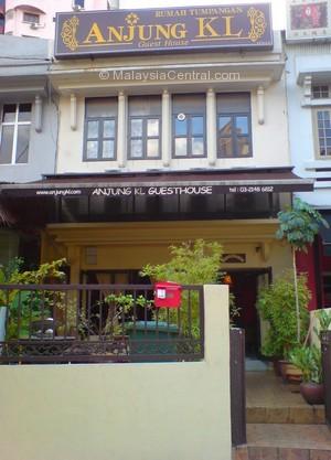 Anjung KL guest house