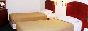 Caliber Hotel Kuala Lumpur room twin bed
