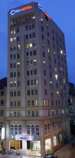 Citin Hotel Pudu building
