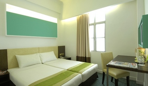 Citin Hotel Pudu room