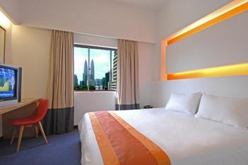 Citrus Hotel Kuala Lumpur standard room