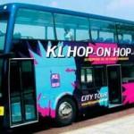 KL Hop-On Hop-Off City Tour Bus in Kuala Lumpur