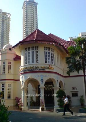 Malaysia Tourism Information Centre building