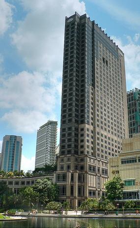 Mandarin Oriental Kuala Lumpur building