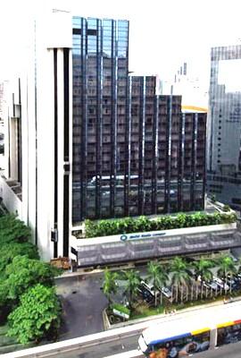 Melia Hotel Kuala Lumpur building