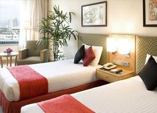 Melia Hotel Kuala Lumpur room
